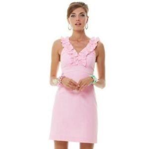 Lilly Pulitzer seersucker dress size 0